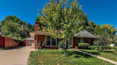 Lakewood Single Family Home Under Contract: 125 Field Street