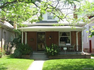 Denver Rental Active: 470 South Washington Street