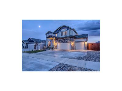 Peyton Single Family Home Active: 12649 Culebra Peak Drive