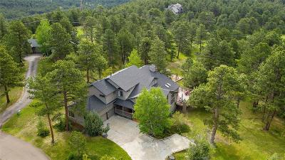 Conifer, Evergreen Single Family Home Active: 1580 Blakcomb Court