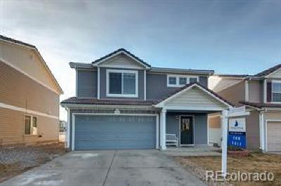 Green Valley Ranch Single Family Home Under Contract: 4794 Flanders Way