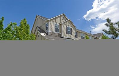 Castle Rock Condo/Townhouse Active: 1510 Chimney Peak Drive