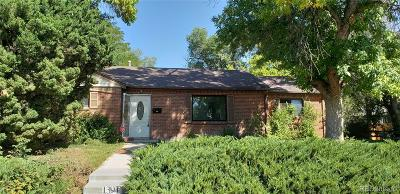 Thornton Single Family Home Under Contract: 1391 East 90th Avenue