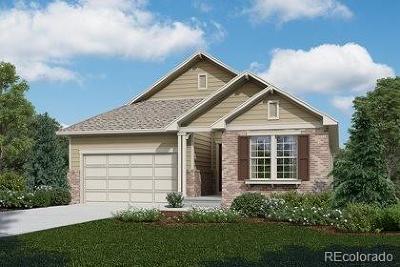 Longmont CO Single Family Home Active: $575,000