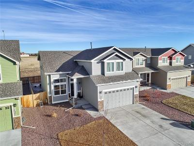 Peyton Single Family Home Active: 11333 Scenic Brush Drive