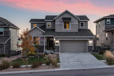 Arvada Single Family Home Under Contract: 16316 West 94th Drive