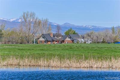 Loveland Single Family Home Active: 610 West County Road 16