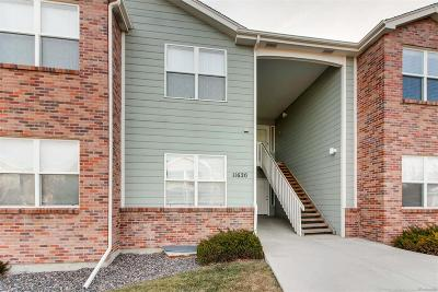 Arvada Condo/Townhouse Active: 11620 West 62nd Place #202