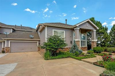 Castle Pines North Condo/Townhouse Under Contract: 1362 Pineridge Court