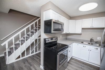Aurora Condo/Townhouse Active: 13965 East Utah Circle