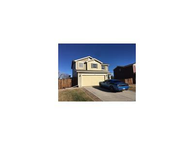 Brighton, Henderson, Hudson, Lochbuie Single Family Home Active: 904 Sunrise Drive