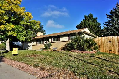 Northglenn Single Family Home Active: 225 East 112th Place