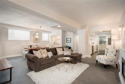 Washington Park Condo/Townhouse Under Contract: 99 South Downing Street #B2