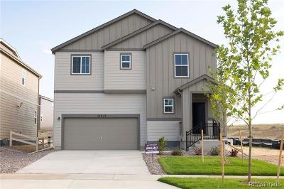 Parker Single Family Home Active: 12715 Red Rosa Circle