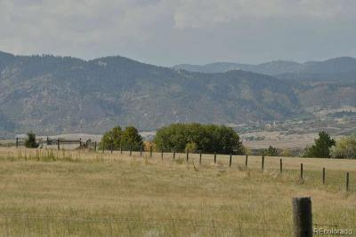 Sedalia CO Residential Lots & Land Active: $285,000