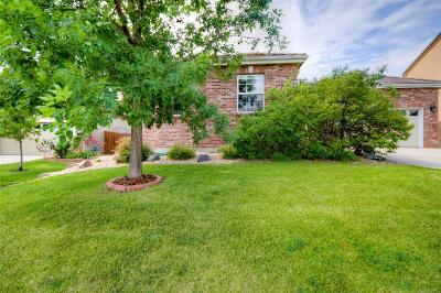 Meridian Single Family Home Under Contract: 10350 Nottingham Drive