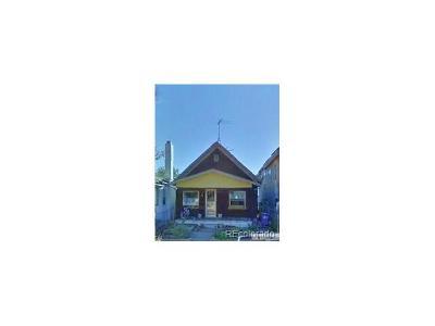 Single Family Home Sold: 3546 Pecos Street