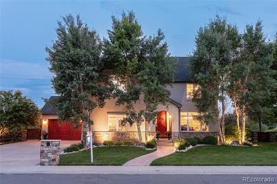 Aurora, Centennial, Denver, Englewood, Greenwood Village, Littleton, Arvada, Broomfield, Edgewater, Evergreen, Golden, Lakewood, Westminster, Wheat Ridge Single Family Home Active: 5725 Poppy Way
