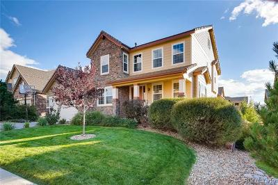 Highlands Ranch Single Family Home Active: 10480 Skyreach Road