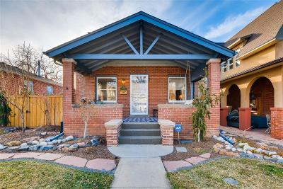 Single Family Home Under Contract: 1155 South Clarkson Street
