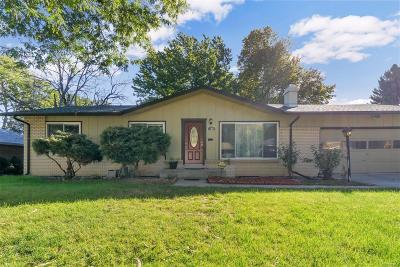 Single Family Home Active: 3534 South Hudson Street