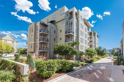 Cherry Creek Condo/Townhouse Active: 275 South Harrison Street #407