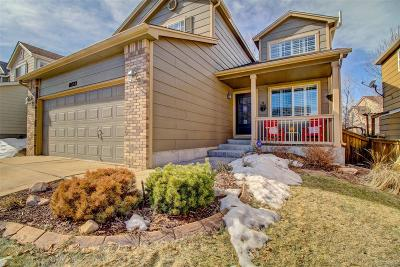Highlands Ranch Single Family Home Under Contract: 10322 Rotherwood Circle