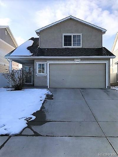 Denver Single Family Home Under Contract: 5563 North Killarney Street