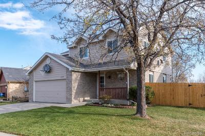Broomfield Single Family Home Under Contract: 13172 Bryant Circle