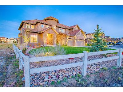 Highlands Ranch Single Family Home Active: 10672 Braesheather Court