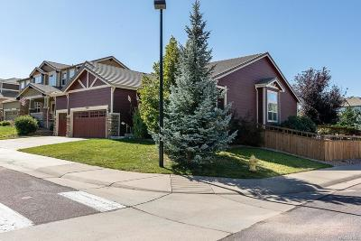 Castle Rock Single Family Home Active: 4674 Heartwood Way