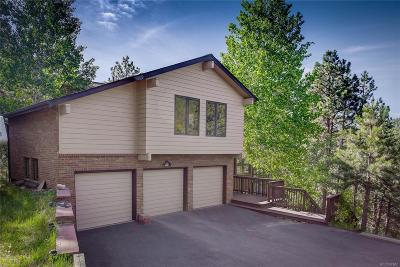 Evergreen Single Family Home Active: 31475 Upper Bear Creek Road