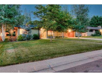 Denver Single Family Home Active: 556 South Garfield Street