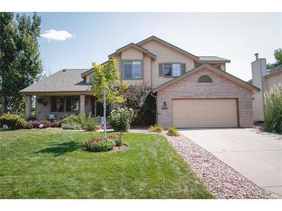 Highlands Ranch Single Family Home Under Contract: 9444 Chesapeake Court
