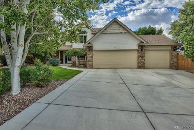 Single Family Home Active: 2819 Conifer Court