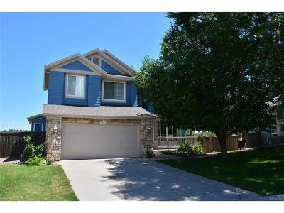 Highlands Ranch Single Family Home Under Contract: 2456 Lansdowne Court