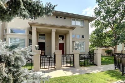 Denver Condo/Townhouse Active: 5024 East Cherry Creek South Drive