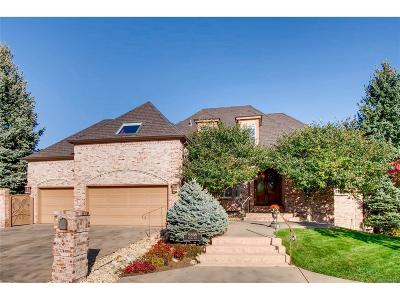 Arvada Single Family Home Under Contract: 5866 Flora Way
