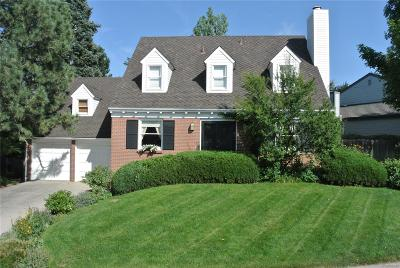 Centennial Single Family Home Under Contract: 6754 South Locust Court