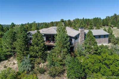 Castle Rock CO Single Family Home Active: $2,299,000