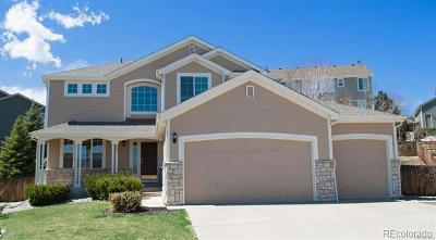 Castle Pines CO Single Family Home Active: $564,900