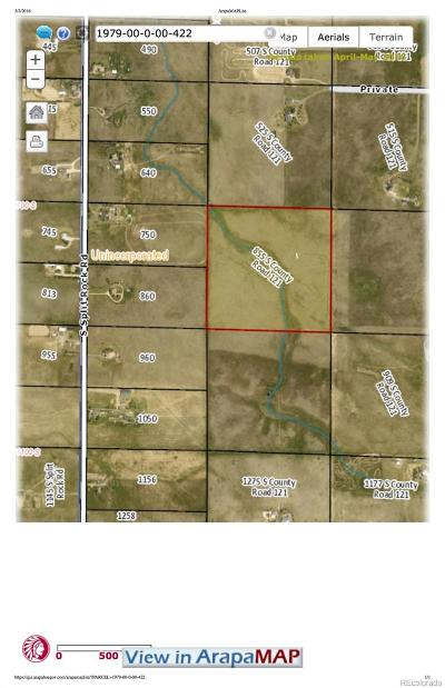 Bennett Residential Lots & Land Under Contract: 855 South County Road 121
