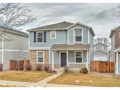 Northglenn Single Family Home Under Contract: 10700 Kimblewyck Circle #105