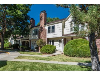 Centennial Condo/Townhouse Under Contract: 7646 South Steele Street