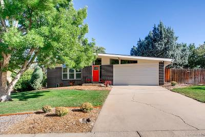 Littleton Single Family Home Under Contract: 2403 West Costilla Avenue