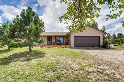Parker CO Single Family Home Under Contract: $450,000