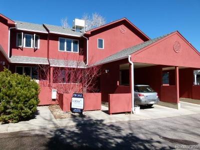 Boulder Condo/Townhouse Active: 4640 15th Street #C