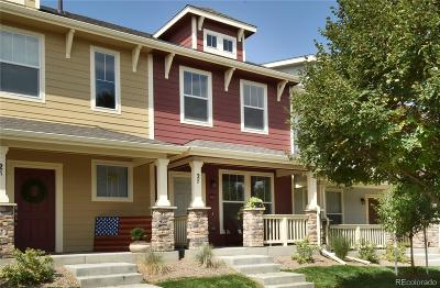 Commerce City Condo/Townhouse Under Contract: 15612 East 96th Way #2B