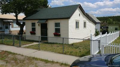 Leadville Single Family Home Under Contract: 307 Elm Street