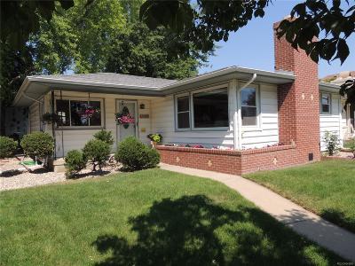 Louisville Single Family Home Under Contract: 1315 Jefferson Avenue